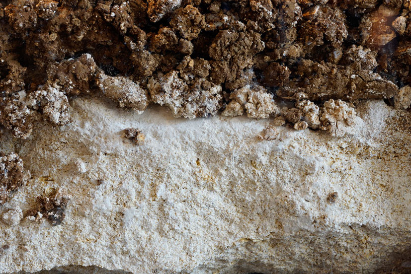 Terroir geology ch teau puyfromagech teau puyfromage for Soil and geology