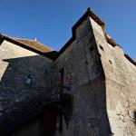 Le vieux château du XIIe siècle / The 12th century old castle