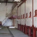 Anciens réservoirs / Ageing tanks