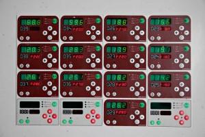 Vinification : Paramétrage et contrôle des températures