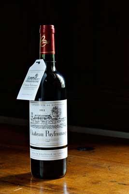 Où acheter - Château Puyfromage : grand vin de Bordeaux