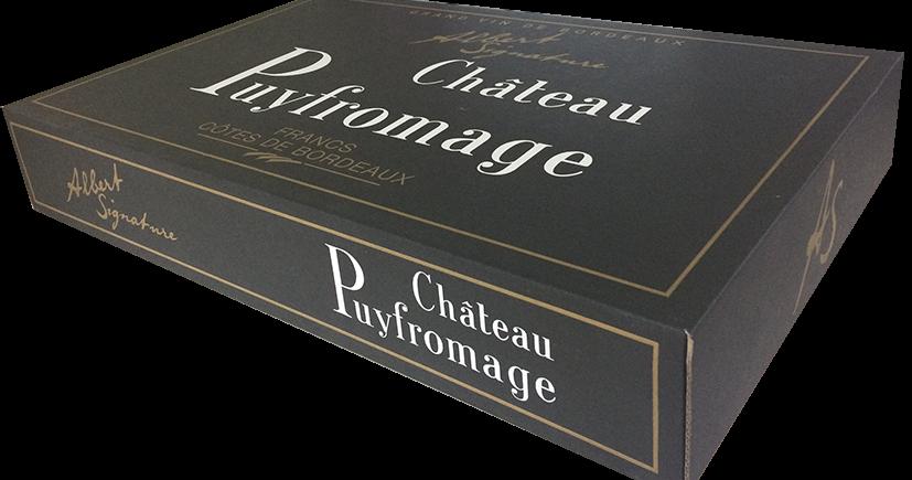 Albert Signature : Château Puyfromage