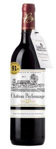 Récompenses du Château Puyfromage 2017 : note 91 par Décanter